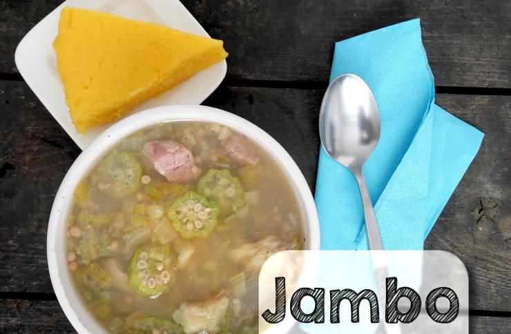 Antilliaanse Jambo / Guiambo - okrasoep