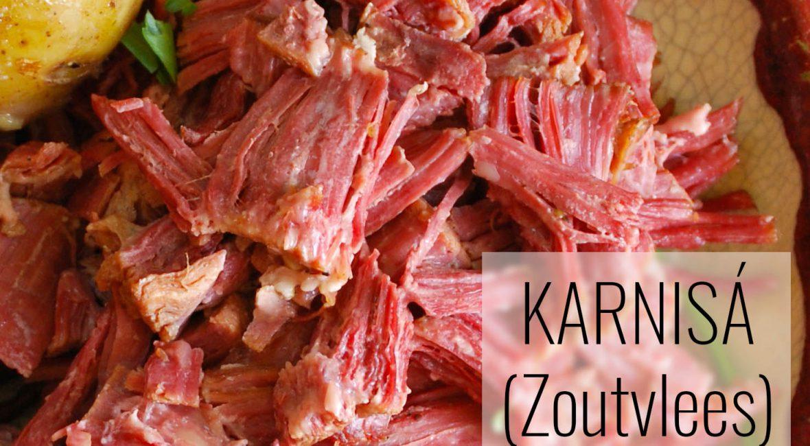 karnisa antilliaans zoutvlees pekelvlees recept
