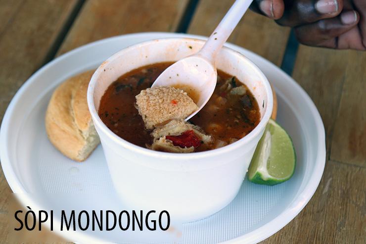 sopi di mondongo - antilliaanse soep curaçao antilliaans eten jurino