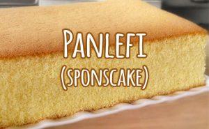 panlefi pan lefi antilliaanse eierkoek sponscake taart