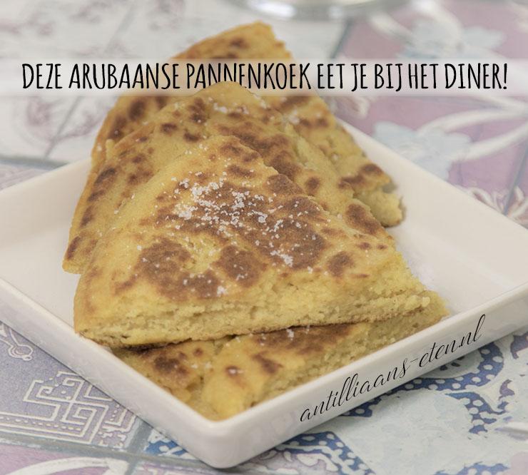 Pan batí aruba arubaanse pan bati recept antilliaans eten antilliaanse keuken jurino
