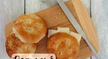 Pan será antilliaanse broodjes