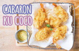 cabaron ku coco arubaanse kokos garnalen coconut popcorn shrimp antilliaans eten jurino