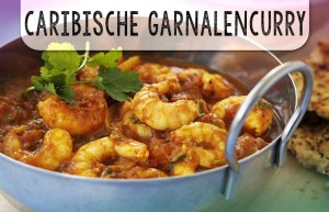 Caribische garnalencurry gestoofde garnalen in saus recept antilliaans eten jurino