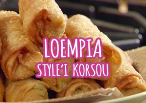 Loempia style'i korsou antilliaanse loempia's lumpia recept