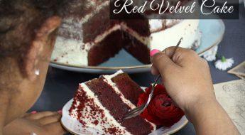 bolo di red velvet - red velvet cake, red velvet taart recept antilliaans jurino