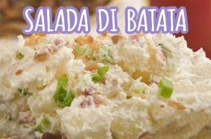 antilliaanse aardappelsalade salada di batata recept curaçao aruba bonaire