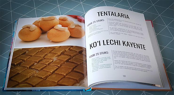 Antilliaanse tentalaria koi lechi recept antilliaanse snoepgoed jurino nos kushina krioyo