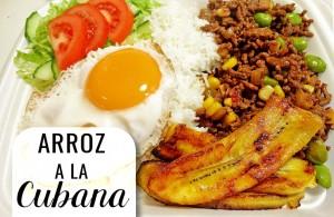 arroz a la cubana arros cubana recept antilliaans eten
