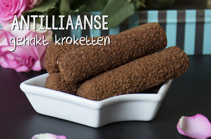 Antilliaanse kroketten pasa palu pasapalo antilliaanse snacks