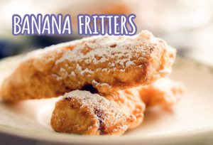 baka bana pisang goreng banana fritters bakbanaan recept surinaams indonesisch antilliaans