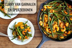 garnalencurry sperziebonen curry antilliaans caribisch jurino