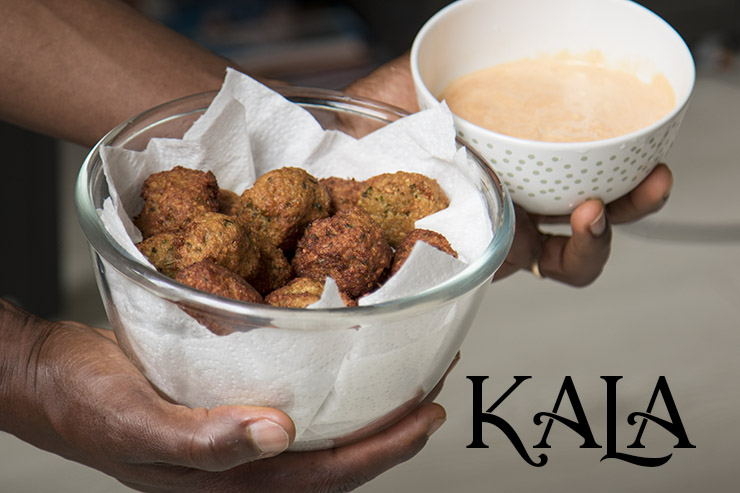 Kala recept antilliaans eten antilliaanse keuken boonchi wowo pretu black eyed peas kalá jurino