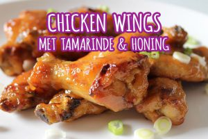 chicken wings tamarinde honing kippenvleugels antilliaans recept
