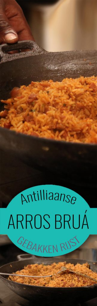 antilliaanse aros brua arros brua recept