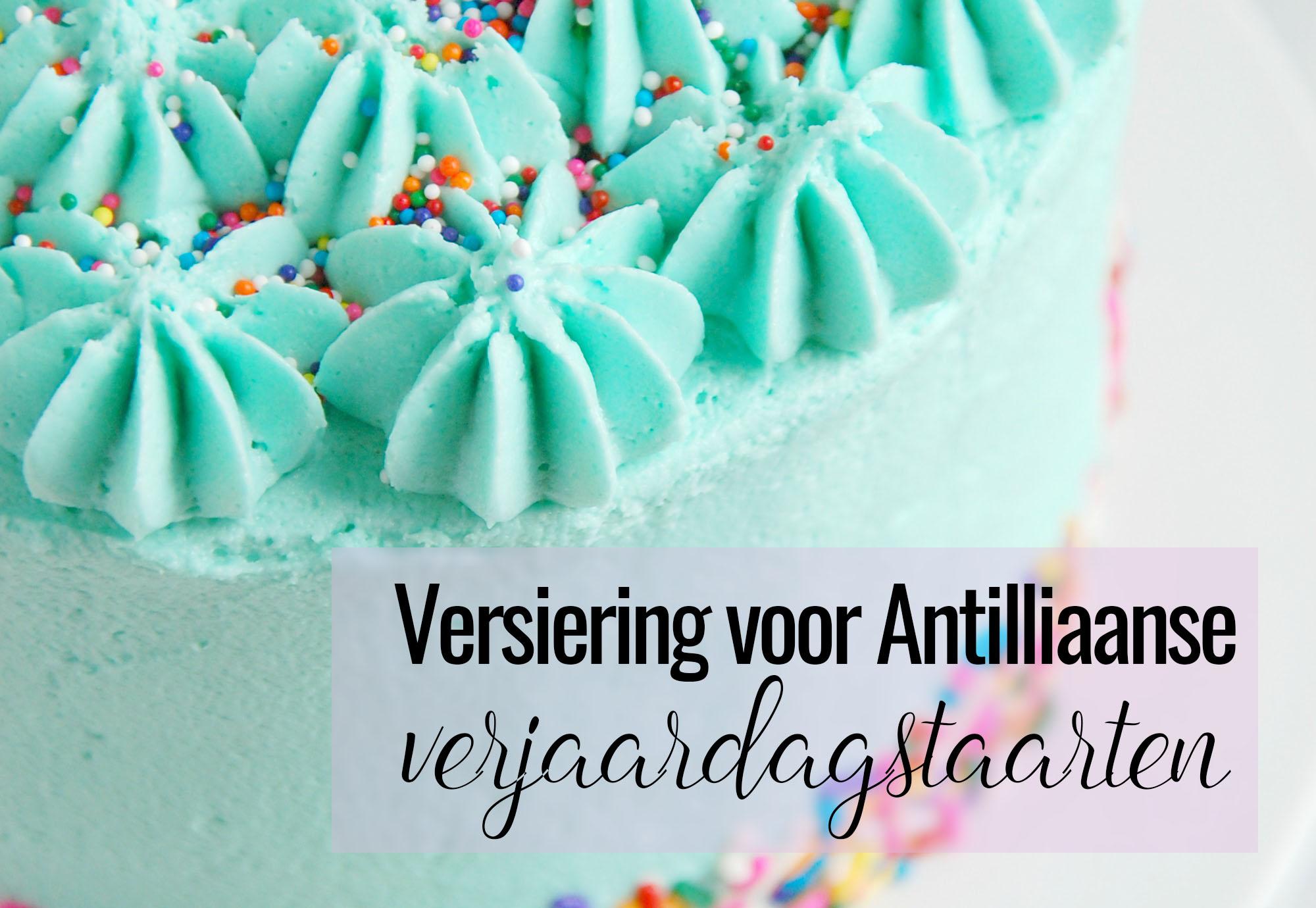 arubaanse taart Antilliaanse verjaardagstaart versieren? royal icing recept (suku  arubaanse taart