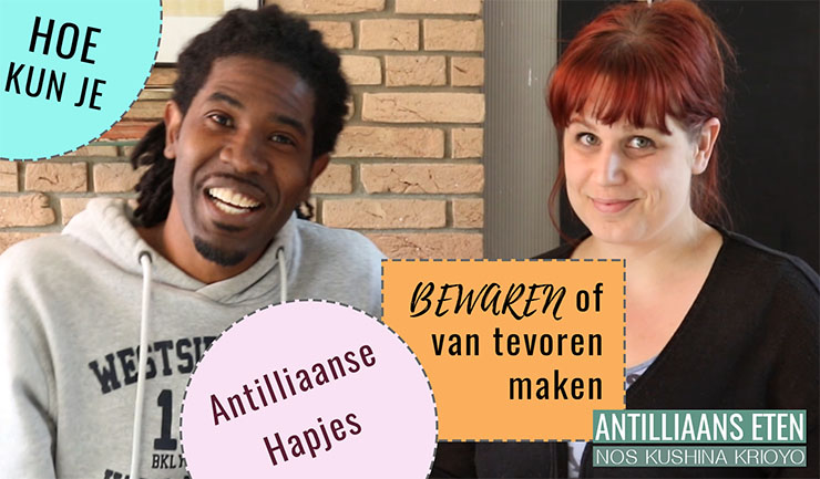 Antilliaanse snacks hapjes bewaren invriezen van tevoren maken antilliaans eten recepten jurino