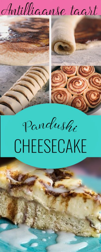 Antilliaanse pandushi cheesecake recept