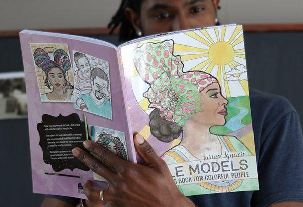 Jurino Ignacio kleurboek role models antilliaans eten