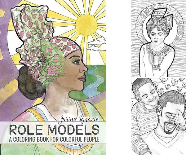 jurino ignacio antilliaans eten kleurboek role models