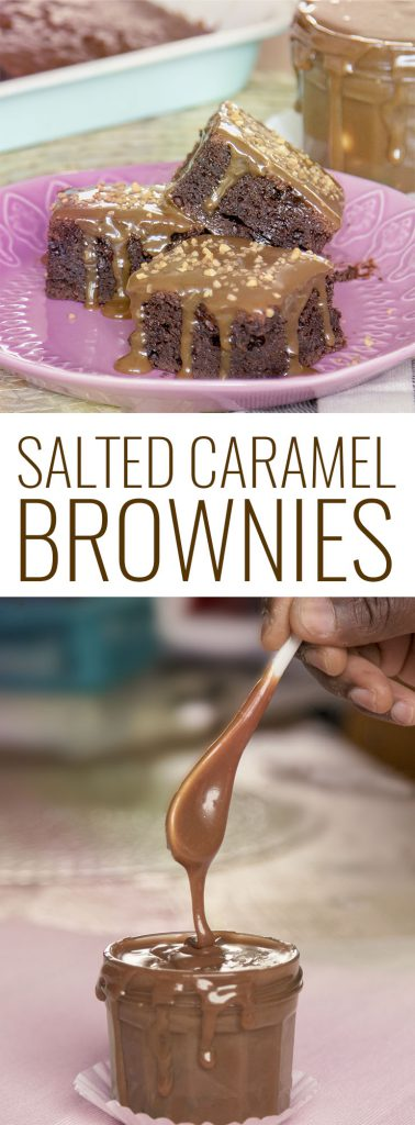 salted caramel brownies recept antilliaans jurino recipe