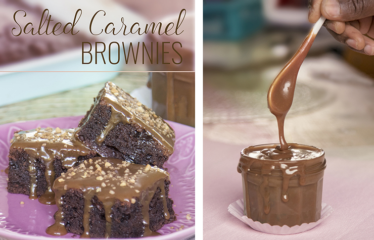 salted caramel brownies recept recipe antilliaans jurino