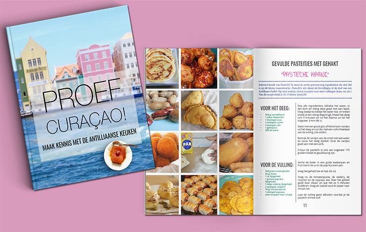Proef Curaçao recepten kookboek antillen antilliaans eten antilliaanse keuken jurino