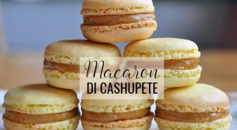 macaron macarons cashewnoten cashupete antilliaans recept jurino