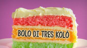 Antilliaanse 3 kleurentaart recept bolo di tres koló antilliaans-eten.nl jurino