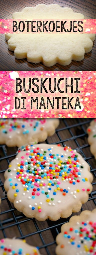 boterkoekjes suikerkoekjes kuki di manteka buskuchi di manteka antilliaans recept jurino