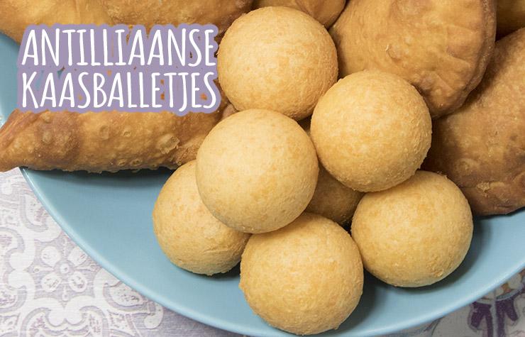 Recepten Antilliaanse Keuken : Kaasballetjes recept voor antilliaanse kaasballetjes inclusief