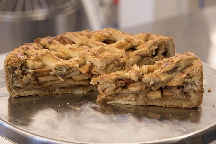 Oudhollandse appeltaart hollandse appelgebak recept video viceorecept appeltaart met kaneel