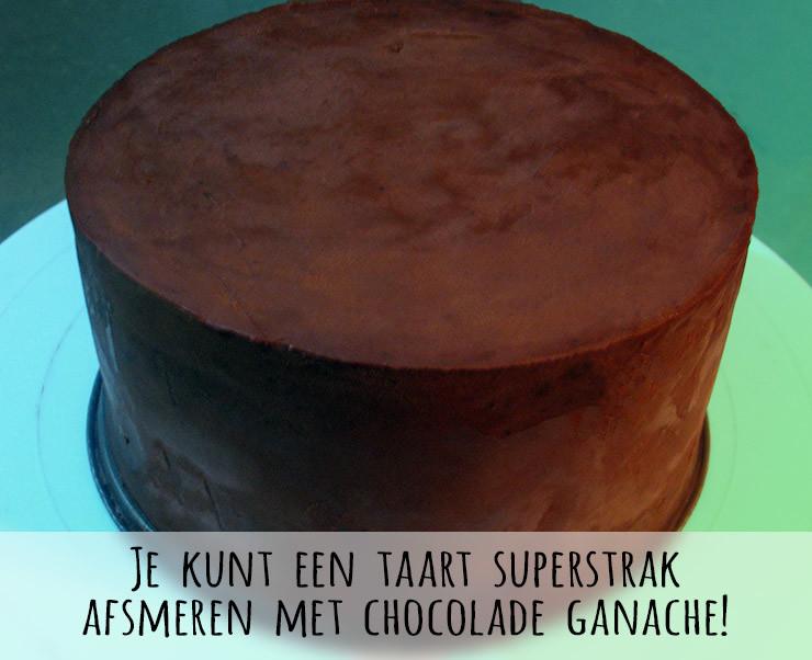 chocolade ganache chocoladeganache puur melk wit recept basisrecept ganache