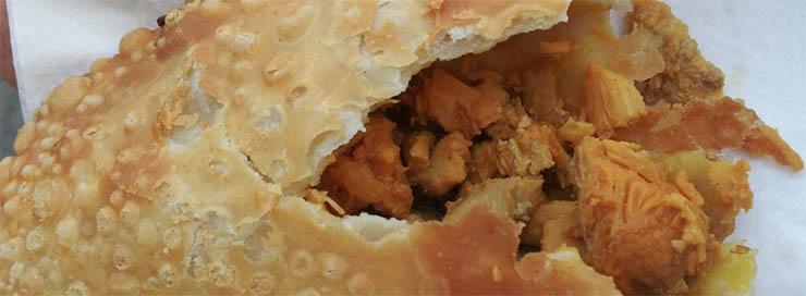 Antilliaanse pastechi keshi karni tuna bakijou galinja galiña pastei recept