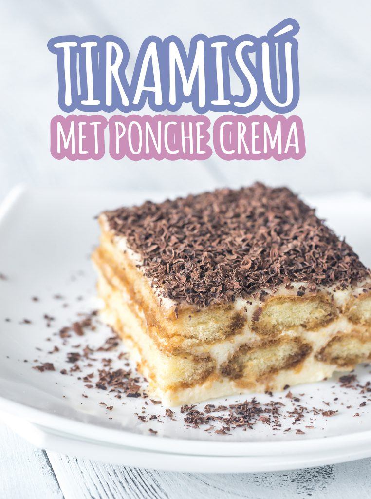 tiramisu met ponche crema recept antilliaans eten jurino krioyo