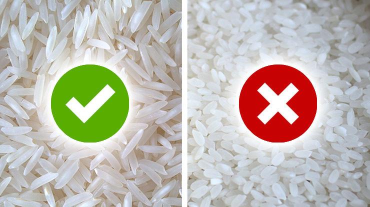 verschil in rijst korte korrel lange korrel basmati sushi risotto pandan Surinaamse rijst antilliaans recept jurino