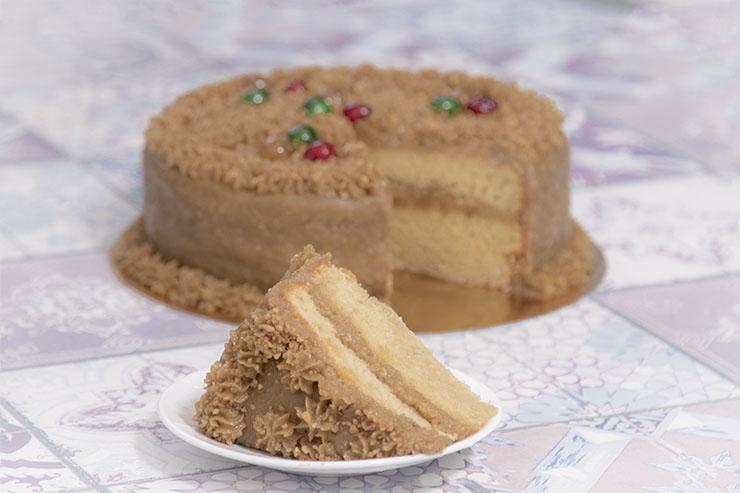 bolo di pinda antillean arubian aruban peanut cake recipe jurino caribbean recipes