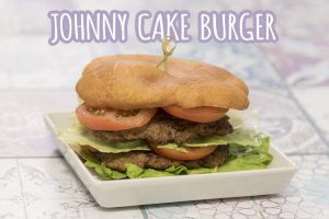 Johnny Cake burger hamburger van johnnycake antilliaans eten antilliaanse keuken recept jurino