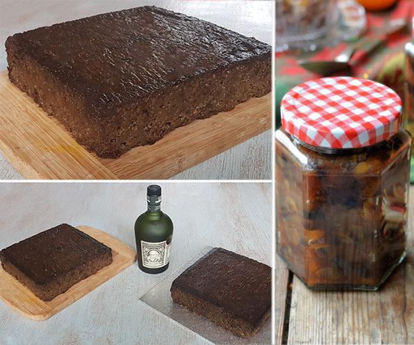 Bolo pretu, per stuk 2 kilo bolo pretu bestellen antilliaanse zwarte taart jurino