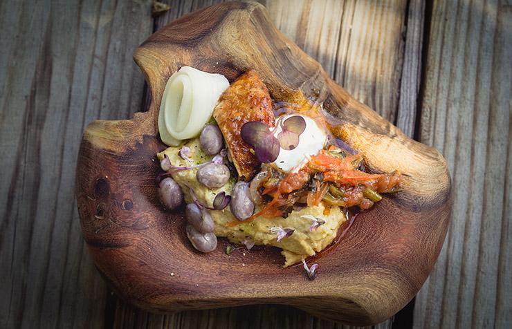 kushina de koninkrijkskeuken marc strous culinaire glossy