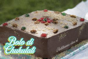 bolo di chukulati antilliaanse chocoladetaart bolo antilliaanse taart cake cashupete