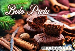 Bolo pretu Antilliaanse zwarte taart Caribbean black cake christmas pudding recept jurino