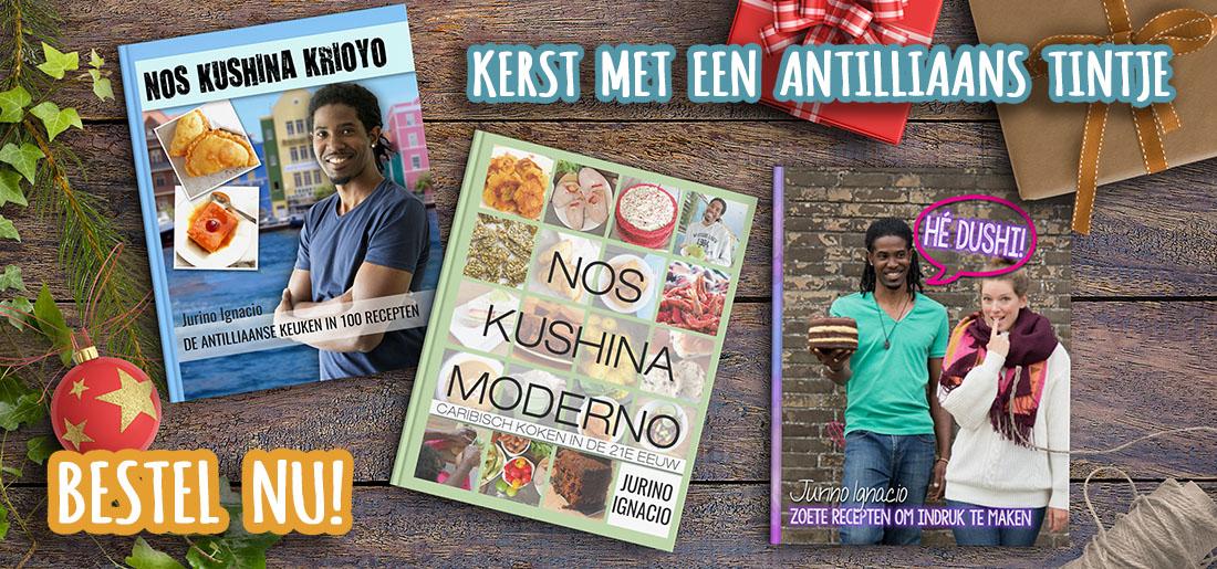 antilliaanse kookboeken antilliaans kookboek jurino desiree kerstmis bestellen