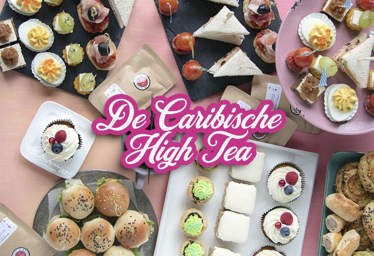 Hedendaags De Caribische high tea (GRATIS e-book!) ⋆ Antilliaans-eten.nl UW-83