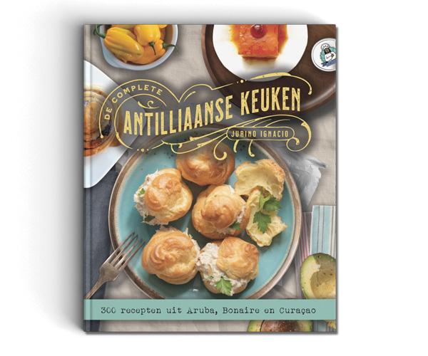 de complete antilliaanse keuken kookboek jurino ignacio