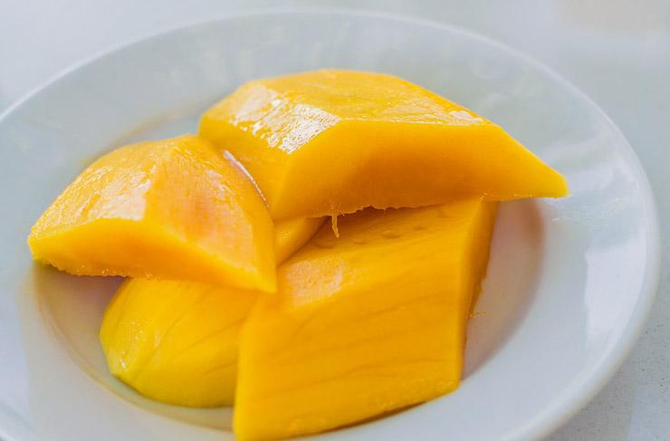 mango peppersauce recipe recept antilliaanse pika sambal mangochutney