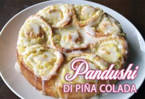 Antilliaanse pandushi di piña colada pinja colada broodjes recept
