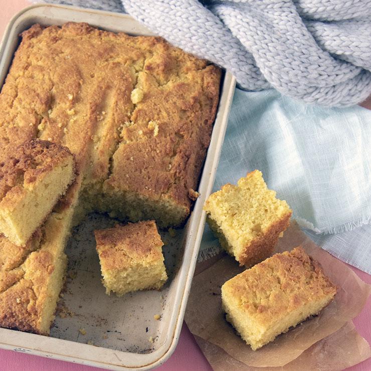 cornbread moist recept antilliaans eten