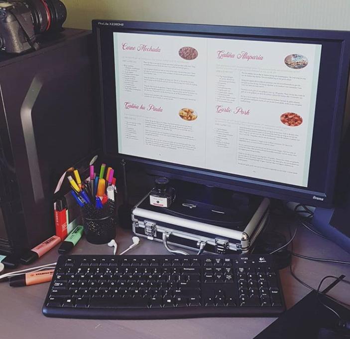 tools bij het maken van de website