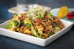 koolhydraatarme bami met powerslim noodles recept